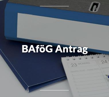 BAföG Amt BAföG Antrag