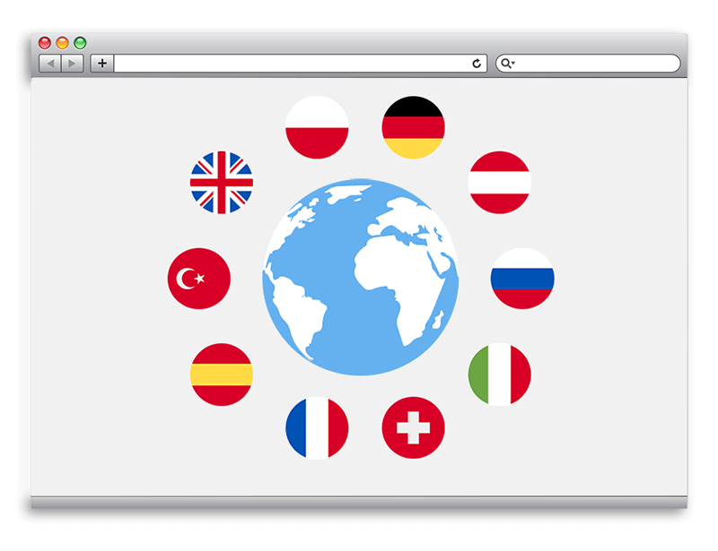 Mehrsprachiger Plagiatssoftware