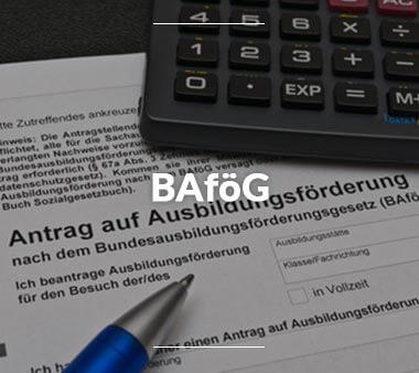 Schüler BAföG BAföG Überblick