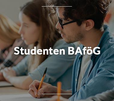 Schüler BAföG Studenten BAföG