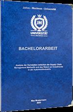 Bachelorarbeit drucken Hardcover Standard