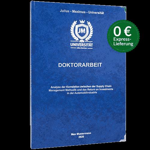Doktorarbeit-drucken-binden-Standard-Hardcover