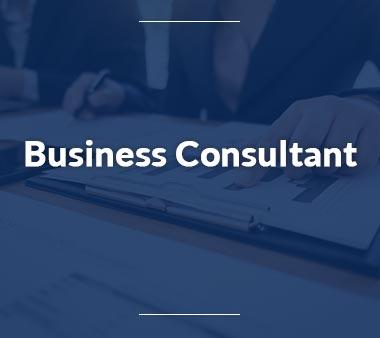 Business Consultant Berufe mit Zukunft