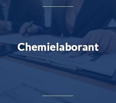 Chemielaborant Berufe mit Zukunft