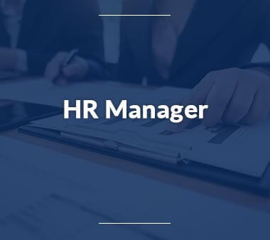 HR Manager Bürojobs