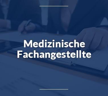Medizinische Fachangestellte Berufe mit Zukunft