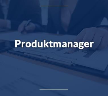 Produktmanager Berufe mit Zukunft