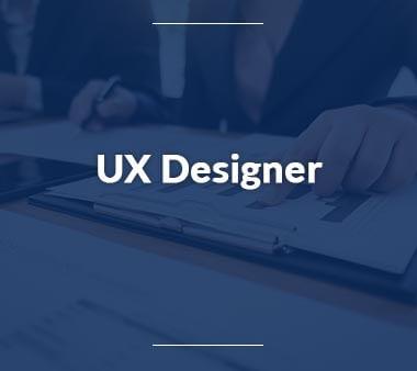 UX Designer Kreative Berufe