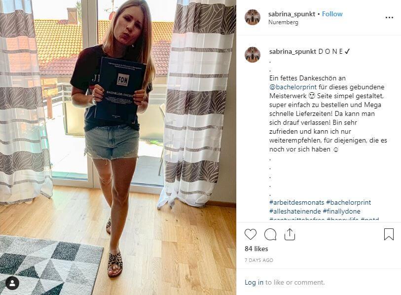 BachelorPrint Erfahrung sabrina_spunkt