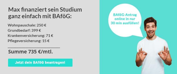 BAföG Zweitstudium BAföG Antrag stellen
