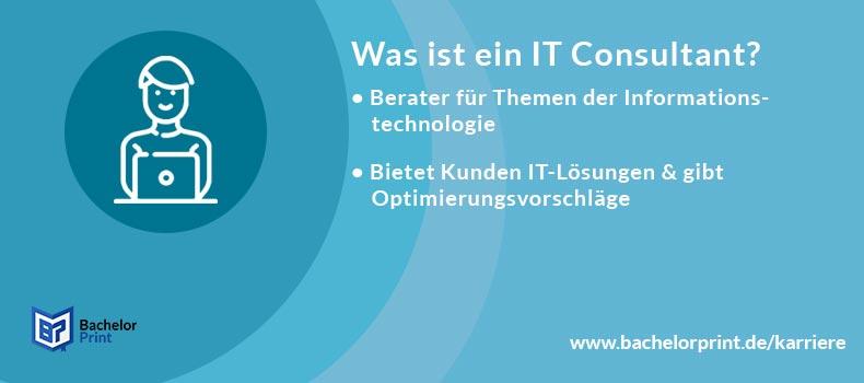 IT Consultant Definition
