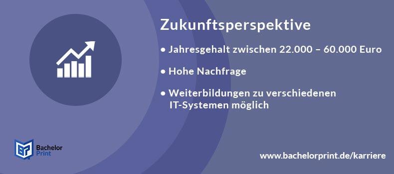 IT-Systemelektroniker Gehalt Perspektive