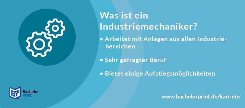 Industriemechaniker Definition