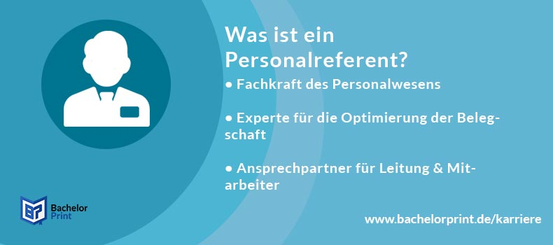 Personalreferent Definition