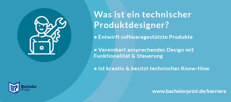 Technischer Produktdesigner Definition