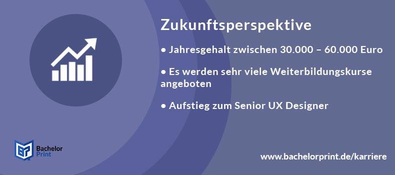UX-Designer Gehalt Weiterbildung