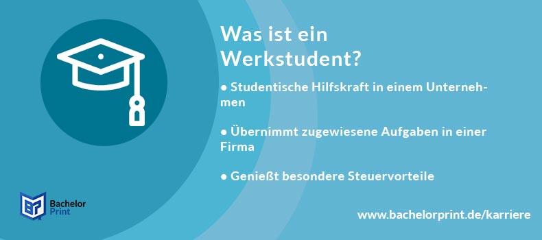 Werkstudent Definition