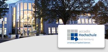 Accadis Hochschule Übersicht