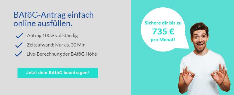 BAföG Formblatt 3 Assistent