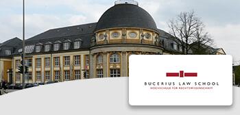Bucerius Law School Übersicht