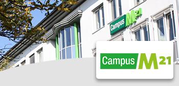 Campus M 21 Übersicht