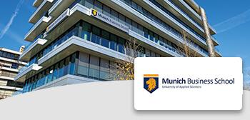 Munich Business School Übersicht