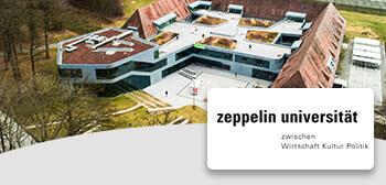 Zeppelin Universität Übersicht