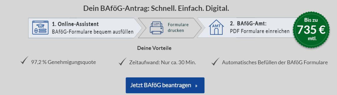 BAföG Amt Aachen BAföG Antrag stellen