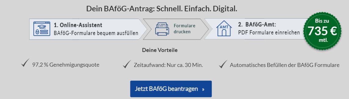 BAföG Amt Koblenz BAföG Antrag stellen