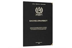 Bachelorarbeit Formatierung Bachelorarbeit drucken binden