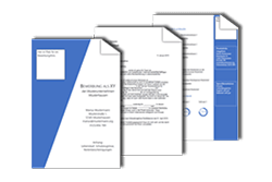 Bewerbungs Vorlagen Anschreiben Muster