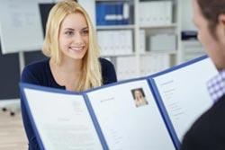 Bewerbungsgespräch Bewerbung Gehaltsvorstellungen