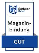 Diplomarbeit binden in der Magazinbindung