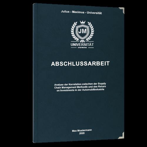 Premium Hardcover blau