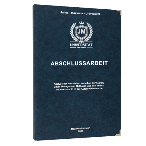 Standard Hardcover blau