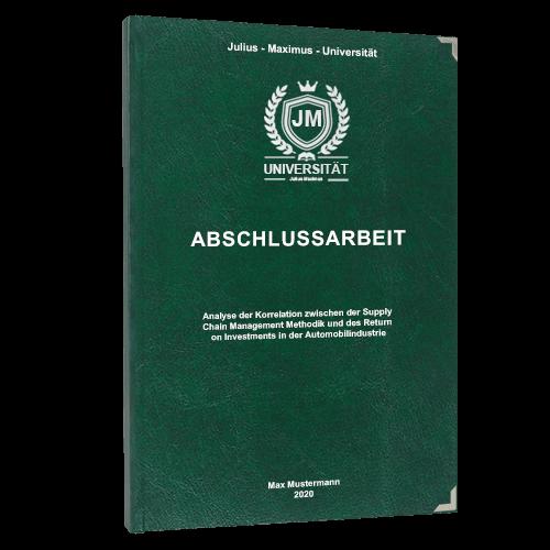 Standard Hardcover grün