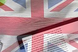 Korrekturlesen Masterarbeit englisches Lektorat