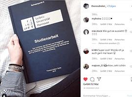 Kostenlos Drucken Binden Bachelorarbeit Dez 2019