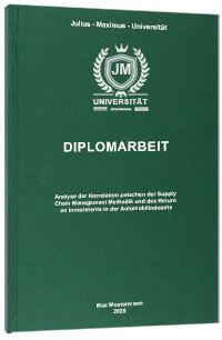 Lektorat Preis Beispiel Diplomarbeit