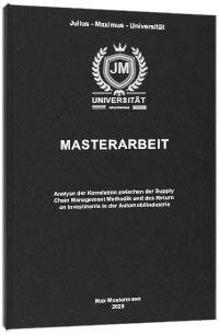 Lektorat Preis Beispiel Masterarbeit