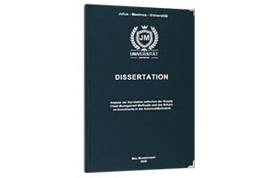 Qualitative Forschung Dissertation drucken