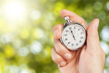 Dauer fürs Drucken und Binden der Bachelorarbeit