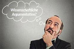 Wissenschaftliches Schreiben Argumentation schreiben
