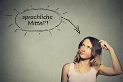 Wissenschaftliches Schreiben Sprachliche Mittel
