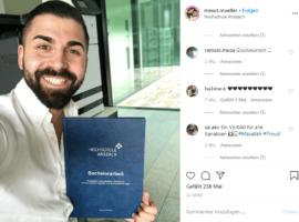 Masterarbeit Kostenlos Drucken & Binden Platz 3