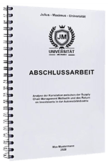 Abschlussarbeit Dresden Bindungen