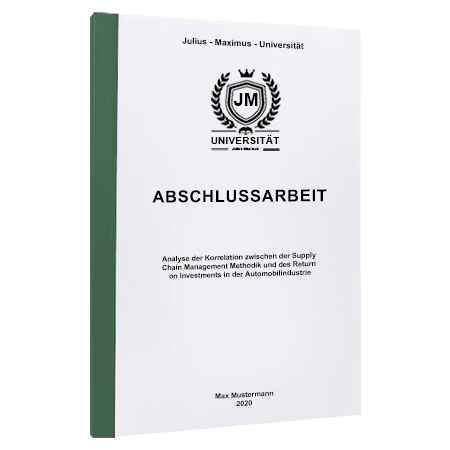 Abschlussarbeit drucken Bremen