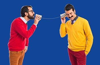 Sender-Empfänger-Modell Kommunikation