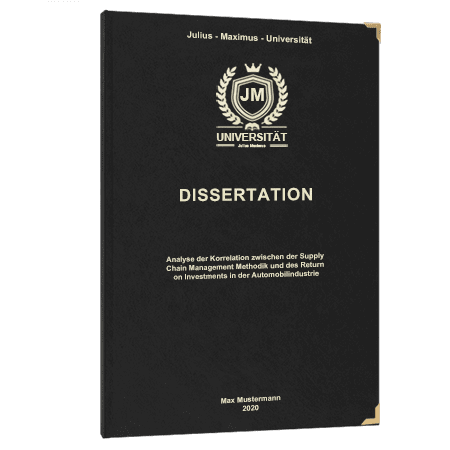Dissertation drucken Ulm