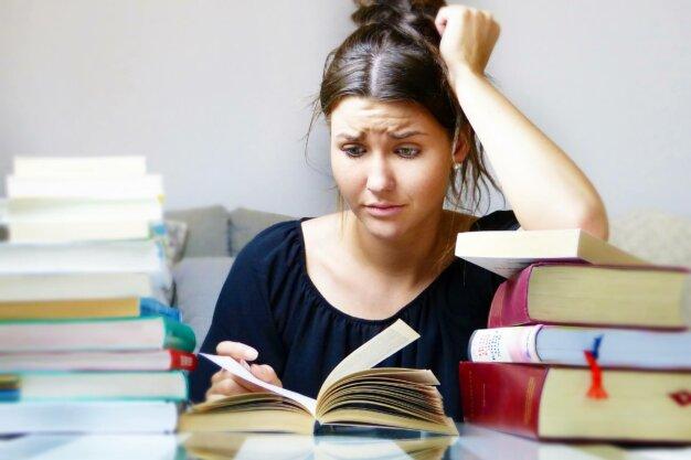 Burnout im Studium